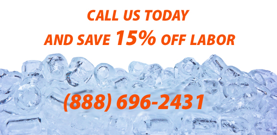 Ice Machine Installation Save 15%
